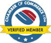 Chamber of Commerce Membership Seal